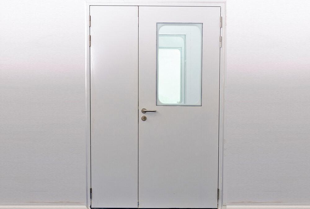 Portas padrão Sala Limpa